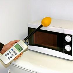 Çevre Ölçüm Cihazı PCE-EM 30 Mikrodalga fırınlar içinde kullanilabilir
