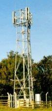 Dozimetre PCE-EM 29: Baz İstasyonu radyasyonlarını ölçmek için