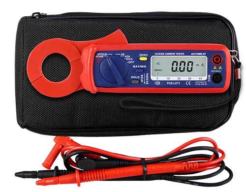 Voltaj Test Cihazı PCE-LCT 1'in teslimat içeriği